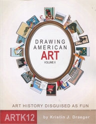 Drawing American Art Volume II