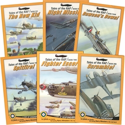 Tales of the RAF - Six Volume Set