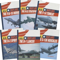 U.S. Warplanes - Six Volume Set