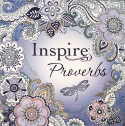 Inspire: Proverbs: Coloring & Creative Journaling through the Proverbs