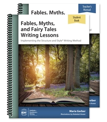 Fables, Myths, and Fairy Tales - Set