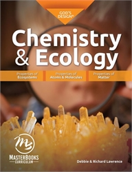 God's Design for Chemistry & Ecology - Student Book