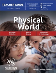 God's Design for the Physical World - Teacher Guide