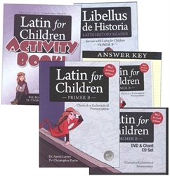 Latin for Children Primer B - Mastery Bundle