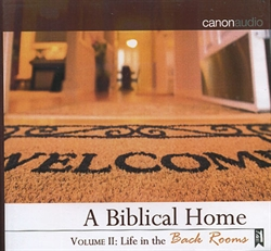 Biblical Home Volume 2 - CD