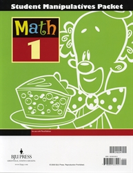 Math 1 - Student Manipulatives Packet (Old)