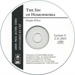 Sin of Homophobia - CD