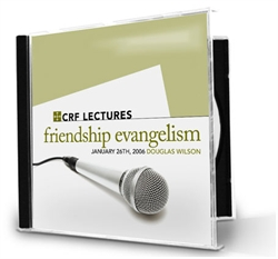 Friendship Evangelism - CD