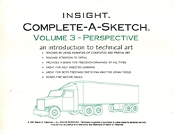 Complete-A-Sketch Volume 3