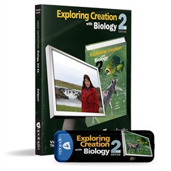Exploring Creation With Biology - Video Instruction USB