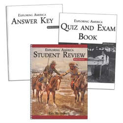 Exploring America - Student Review Pack
