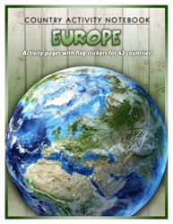 Country Activity Notebook - Europe