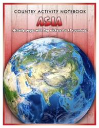 Country Activity Notebook - Asia