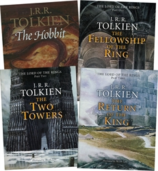 Hobbit and Lord of the Rings - Deluxe Hardcover Set