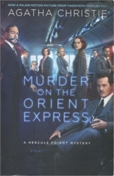 Murder on the Orient Express (Movie Cover)