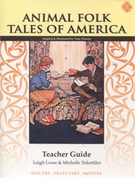 Animal Folk Tales of America - MP Teacher Guide