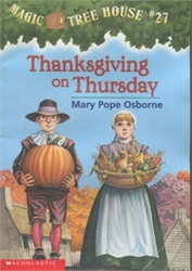 Magic Tree House #27