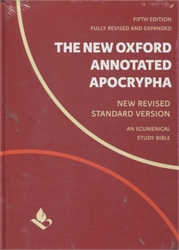 New Oxford Annotated Apocrypha