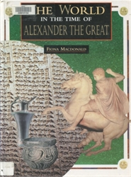 World in the Time of Alexander the Great