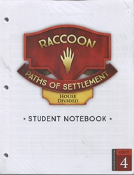 Paths of Settlement - Student Notebook Unit 4