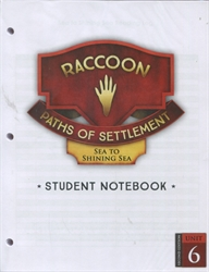 Paths of Settlement - Student Notebook Unit 6