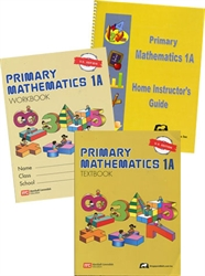 Primary Mathematics 1A - Semester Pack