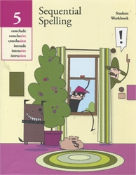 Sequential Spelling 5 - Student Workbook
