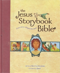 Jesus Storybook Bible - Deluxe Version (Book Only)