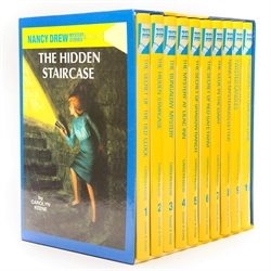 Nancy Drew 1-10 Box Set
