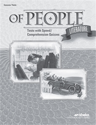 Of People - Test/Quiz Book
