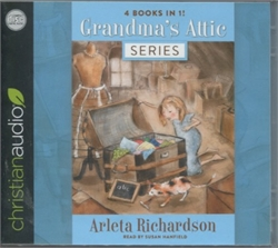 Grandma's Attic Series - Audiobook