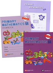 Primary Mathematics 6A - Semester Pack