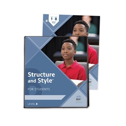 Structure & Style for Students: Year 1 Level B - Binder & Student Packet (Spring 2020)