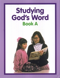 Studying God's Word A