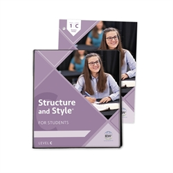 Structure & Style for Students: Year 1 Level C - Binder & Student Packet (Spring 2020)