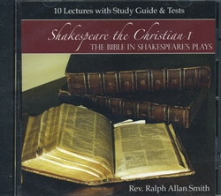Shakespeare the Christian I