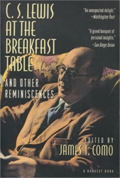 C. S. Lewis at the Breakfast Table