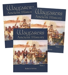 Wayfarers: Ancient History - 3 Book Set