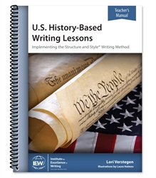 U.S. History-Based Writing Lessons - Teacher Book