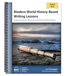 Modern World History-Based Writing Lessons - Student Book