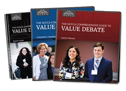 NCFCA Comprehensive Guide to Value Debate - Set