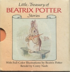 Little Treasury of Beatrix Potter Stories