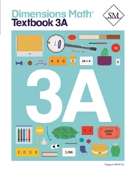 Dimensions Math 3A - Textbook