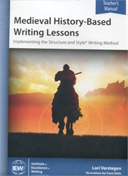 Medieval History-Based Writing Lessons - Teacher's Manual