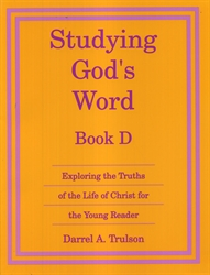 Studying God's Word D