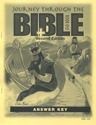 Journey Through the Bible Book 2 - Answer Key