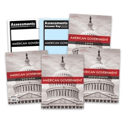 BJU American Government - Home School Kit