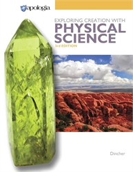 Exploring Creation With Physical Science - Textbook