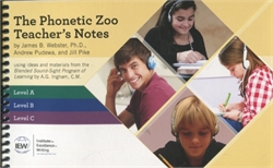 Phonetic Zoo - Teacher's Notes