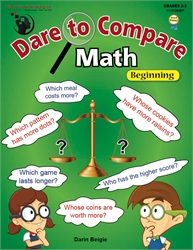 Dare to Compare Math: Beginning